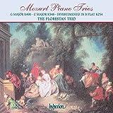 Wolfgang Amadeus Mozart Trios Pour Piano K496, K548, K254