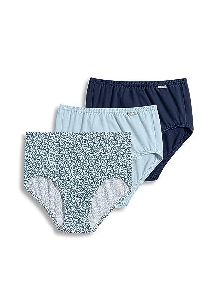 78850bfbef0 Jockey Women s Underwear Plus Size Elance Brief - 3 Pack