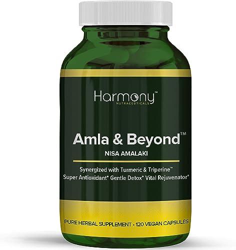 Harmony Nutraceuticals Amla Beyond Nisa Amalaki