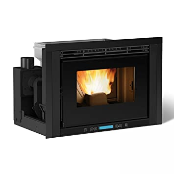 Extra Flame x1277200 Comfort P70 H49 Pellet de chimenea ...