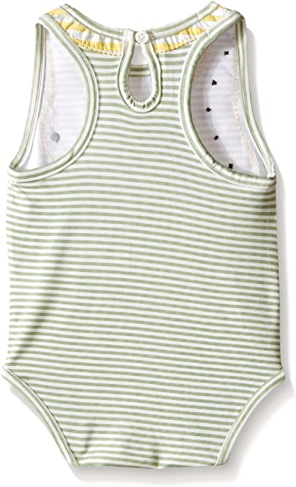 998251a8d880 Amazon.com  Mud Pie Baby Girl One Piece Crawler Bodysuit