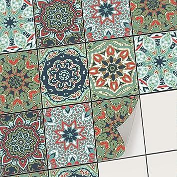 Creatisto Mosaik Fliesen Fliesensticker Fliesenfolie Klebefolie