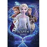 Frozen 2 [Blu-ray + DVD + Digital] (Bilingual)