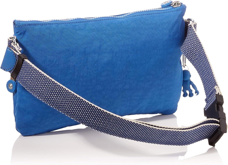 1 Liter Kipling Presto UP Taschenorganizer Wave Blue 28 cm