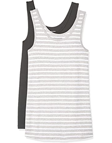 aabc0782fa74a0 Amazon Essentials Women s 2-Pack Tank