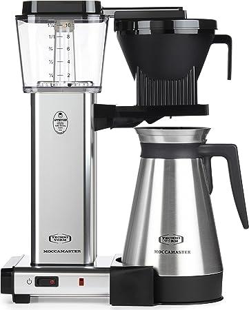 Technivorm 79312 KBGT Coffee Brewer 40 Oz Pol