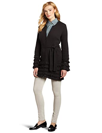 Amazon.com: Laundry Women's Sweater Coat: Clothing