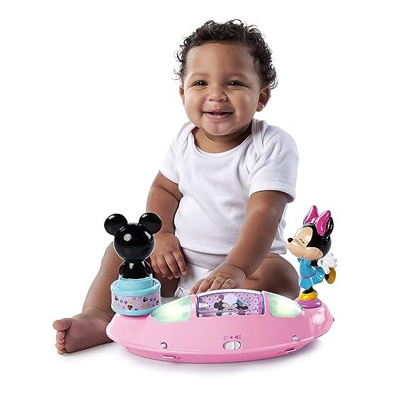 Disney Baby 11525 - Andador Minnie Disney stars & smiles: Amazon ...