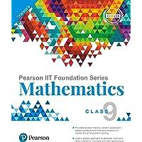 Pearson IIT Foundation Maths Class 9