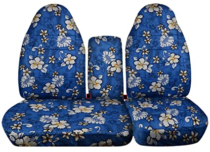 Brilliant Amazon Com 2001 2003 Ford F 150 Hawaiian Truck Seat Covers Caraccident5 Cool Chair Designs And Ideas Caraccident5Info