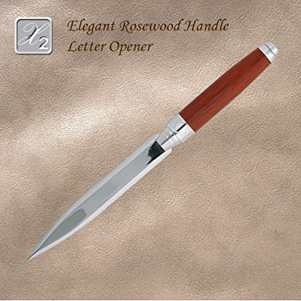 Amazon.: Elegant Luxury Rosewood Handle Letter Opener : Office