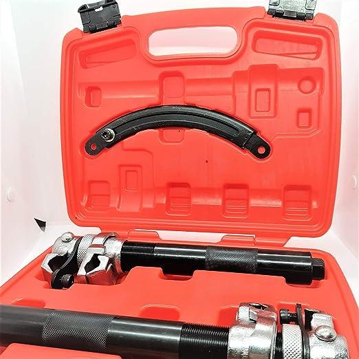 KATSU Compresor de muelle helicoidal para autom/óvil con pasador