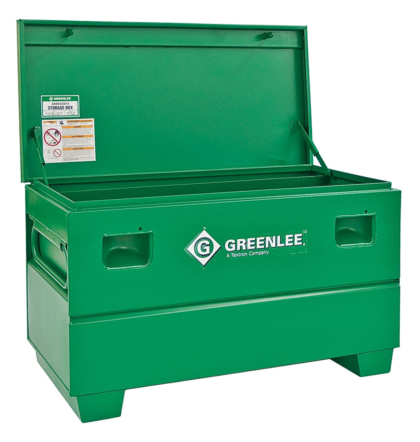 Amazon.com: Greenlee 2448 Storage Chest, 48 Inch By 25 Inch By 24 Inch:  Home Improvement