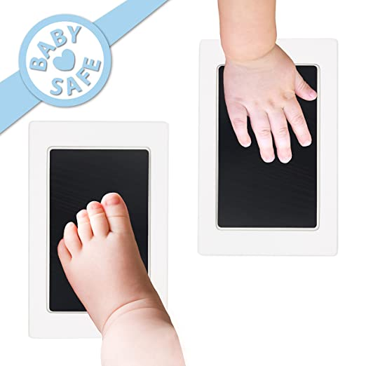 Clean Touch Ink Pad for Baby Handprints and Footprints