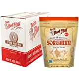 Bob's Red Mill Gluten Free Sweet White Sorghum Grain, 96 Ounce
