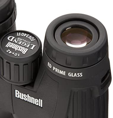 Bushnell Legend Ultra HD 10x 42mm Roof Prism Binocular Lenses