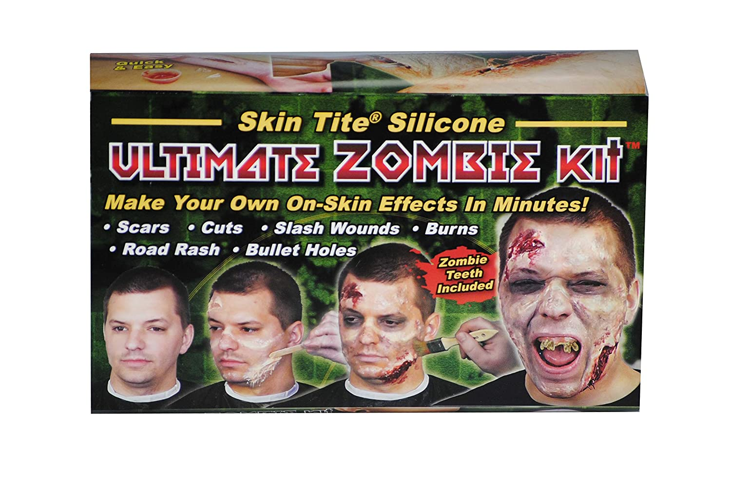 Smooth-On Skin Tite Ultimate Zombie Kit