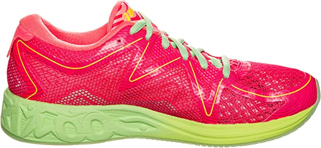 Asics Noosa Ff, Zapatillas de running Mujer, Multicolor (Diva Pink/Paradise Green/Melon), 40 EU: Amazon.es: Zapatos y complementos