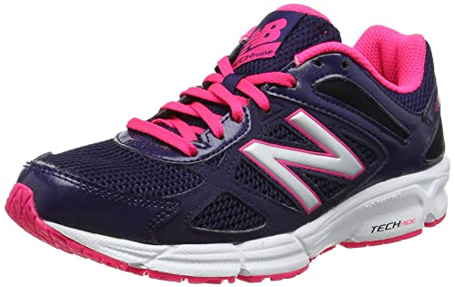 New Balance 490v4, Zapatillas Deportivas para Interior para Mujer, Azul (Navy), 38 EU