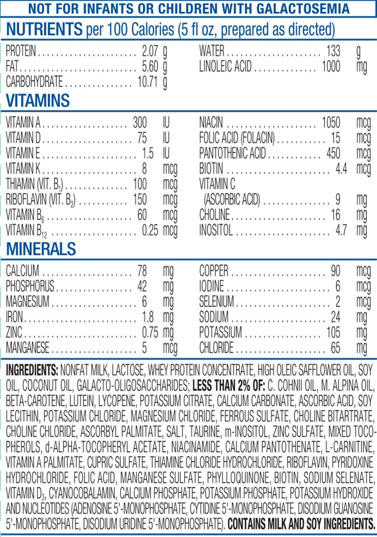 Similac Advance Infant Formula with Iron, Baby Formula, Powder, 12.4 oz (Pack of 6) by Similac (Image #4)
