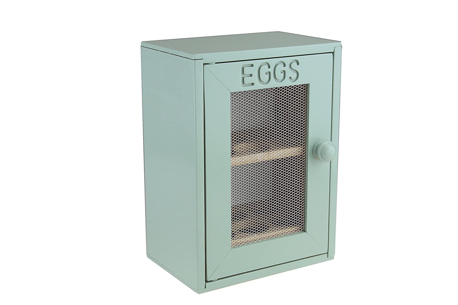 Apollo Wood Egg Cabinet, Mint/Green: Amazon.co.uk: Kitchen & Home