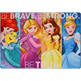 Amazon Com Disney Princess Tea Party Game Rug Toys Amp Games