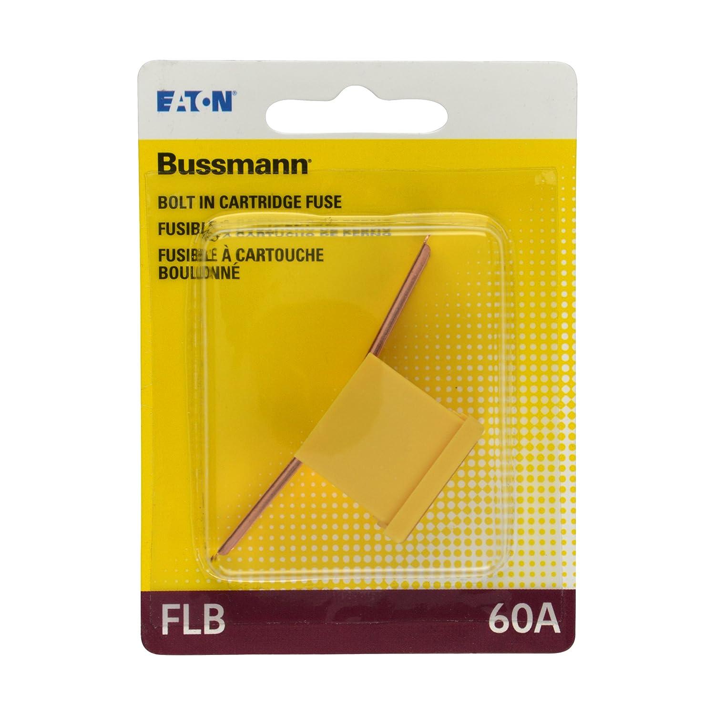 Bussmann (BP/FLB-60-RP) 60 Amp Bolt-on Fusible Link with 13/16' Bolt Terminal