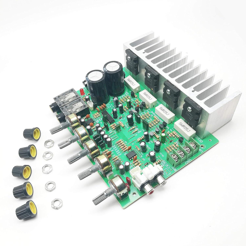 Power Amplifier Circuit Board Bass 100w Car Subwoofer Amplifier Board