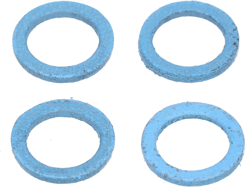 Quicksilver 19183Q02 Lower Unit Gear Lube Drain and Fill Hole Screw Seal