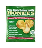 Honees Original Honey Menthol Cough Drops, 20 Count Bag, 12 Pack