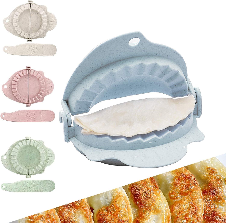 Dumpling Mould Pasty Pastry Press Dough Dimsum Maker Empanada Calzone Mold J