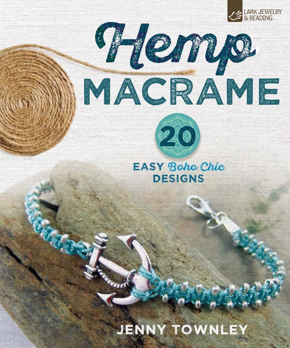 Hemp Macramé: 20 Easy Boho Chic Designs