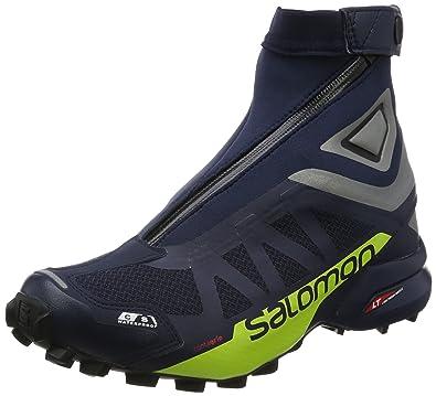 Salomon Snowcross 2 CSWP, Zapatillas de Senderismo para Hombre: Amazon.es: Zapatos y complementos