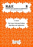The linear ordering problem: Algorithms and applications (Research and Exposition in Mathematics)