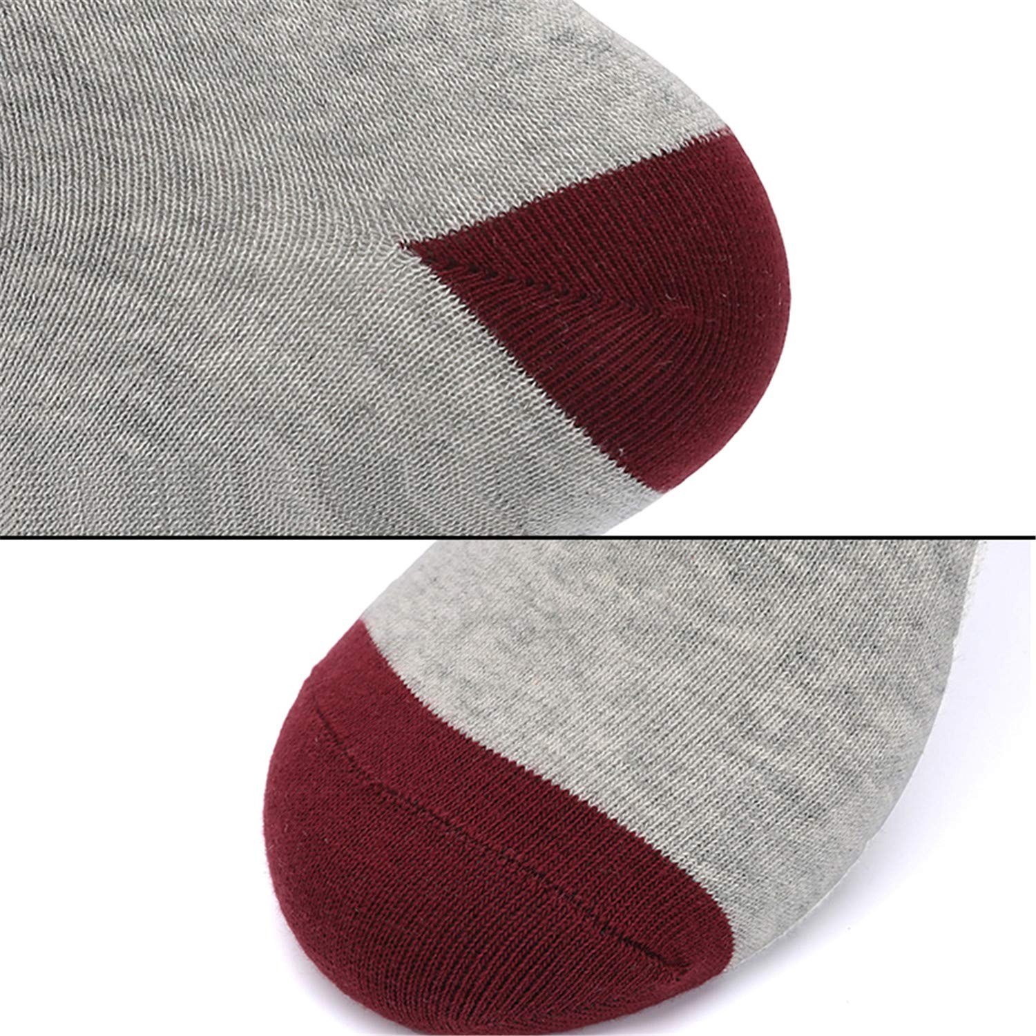 Amazon.com: Basic Cotton Men Socks EU39-45(US7-11) Hollow Breathable Winter Socks Sock For Men Calcetines Hombre 5Colors Packing: Clothing