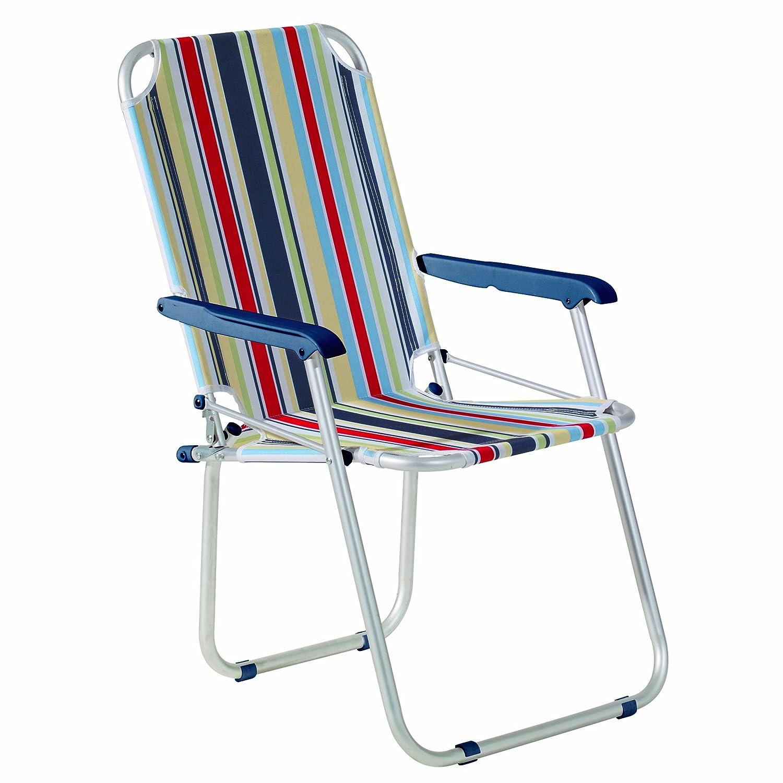 pliante Piccolo Chaise bleu greemotion Rayures QCBhxordts
