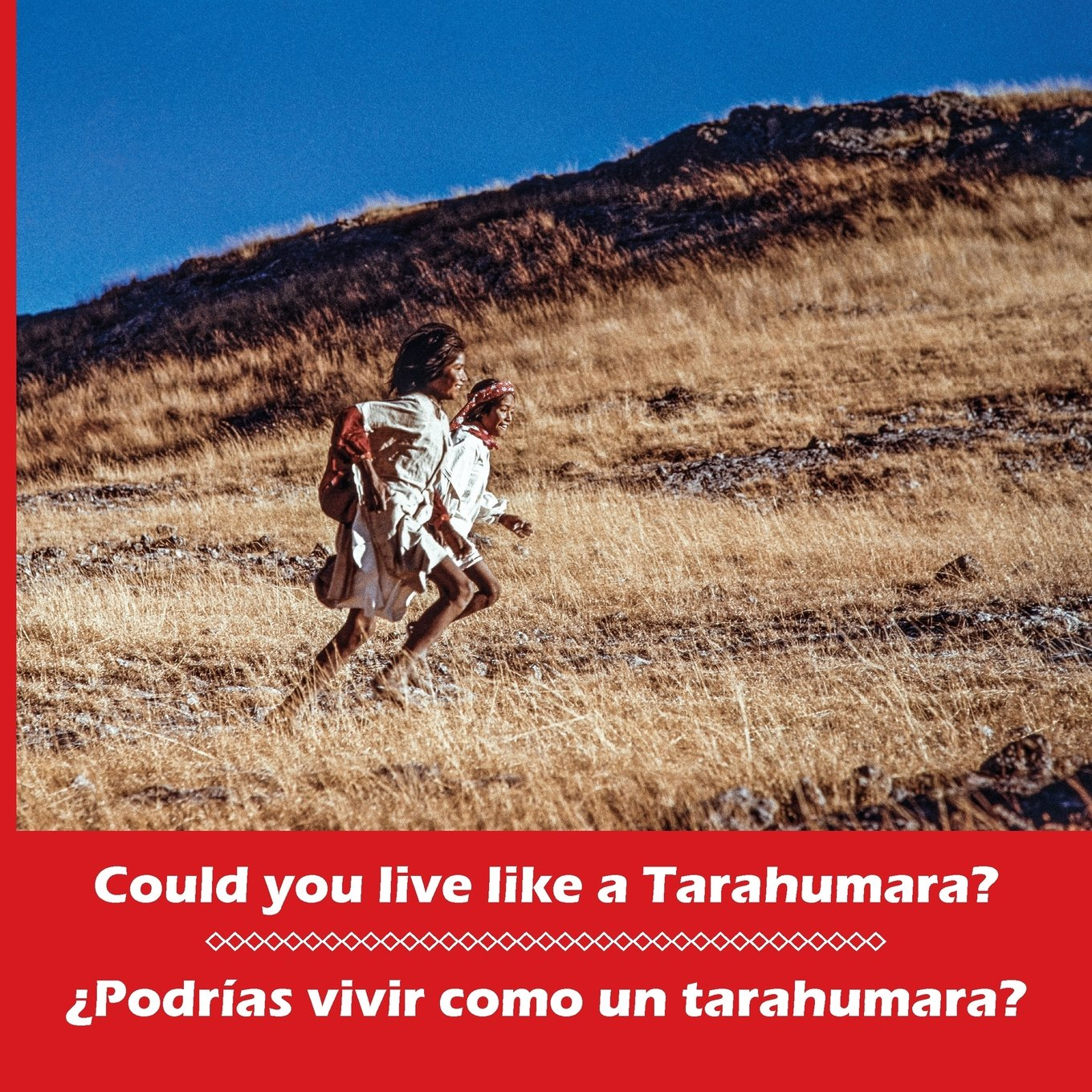 Read Online Could you live like a Tarahumara? ¿Podrías vivir como un tarahumara? Bilingual Spanish and English (Kids' books from here and there) PDF