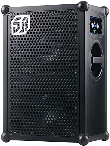 SOUNDBOKS 2 - The Loudest Wireless Bluetooth Speaker, Includes BATTERYBOKS Black