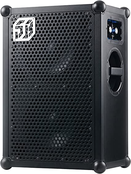 Amazon Com Soundboks 2 The Loudest Wireless Bluetooth Speaker Includes Batteryboks Black Home Audio Theater