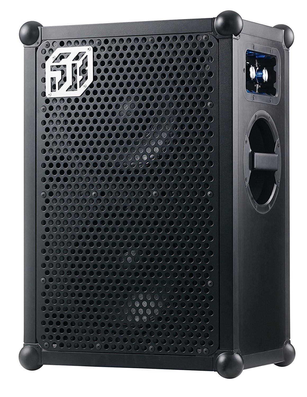 SOUNDBOKS 2 - The Loudest Wireless Bluetooth Speaker, Includes BATTERYBOKS - Black by SOUNDBOKS