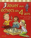 Jouer aux échecs des 4 ans (Idées jeux)