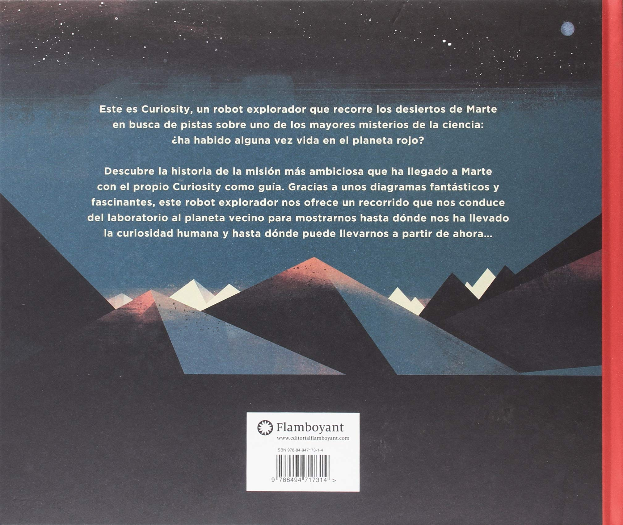 Curiosity. La historia de un robot explorador de Marte: Amazon.es: Motum, Markus, Motum, Markus, Mayor, Carlos: Libros