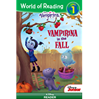 World of Reading: Vampirina in the Fall: Level 1 (World of Reading (