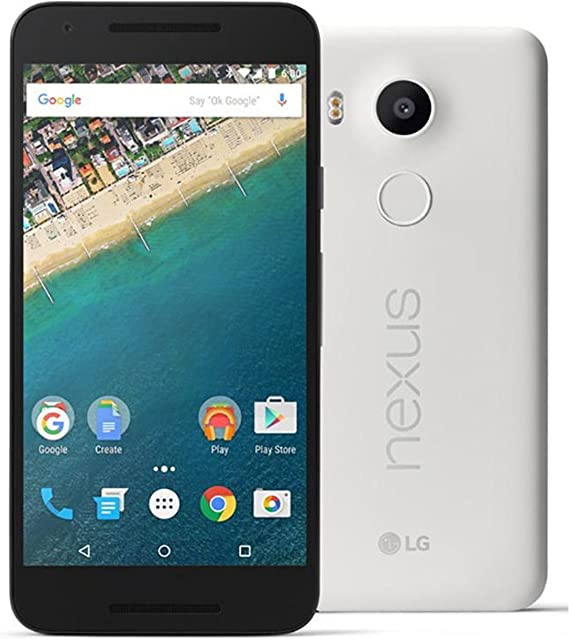 LG Nexus 5X H790 32GB Memory Unlocked GSM Smart Phone, 5.2