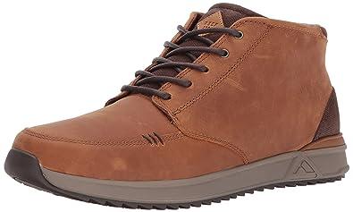 ec2b470323 Amazon.com  Reef Men s Rover Mid Wt Chukka Boot  Shoes