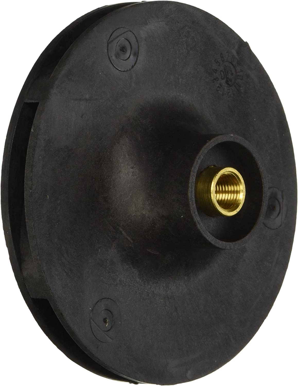 Pentair 073129 Impeller Replacement WhisperFlo 1000 Series Inground Pool and Spa Pump,Black