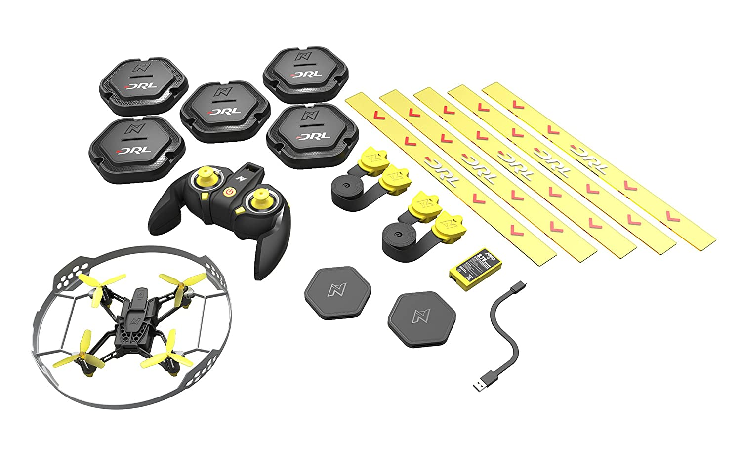 Toy State Air Elite 115 Drone Race Set MPA 22625