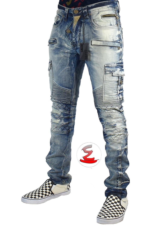 Elite Premium Denim Sky Waves 3716 Mens Jeans