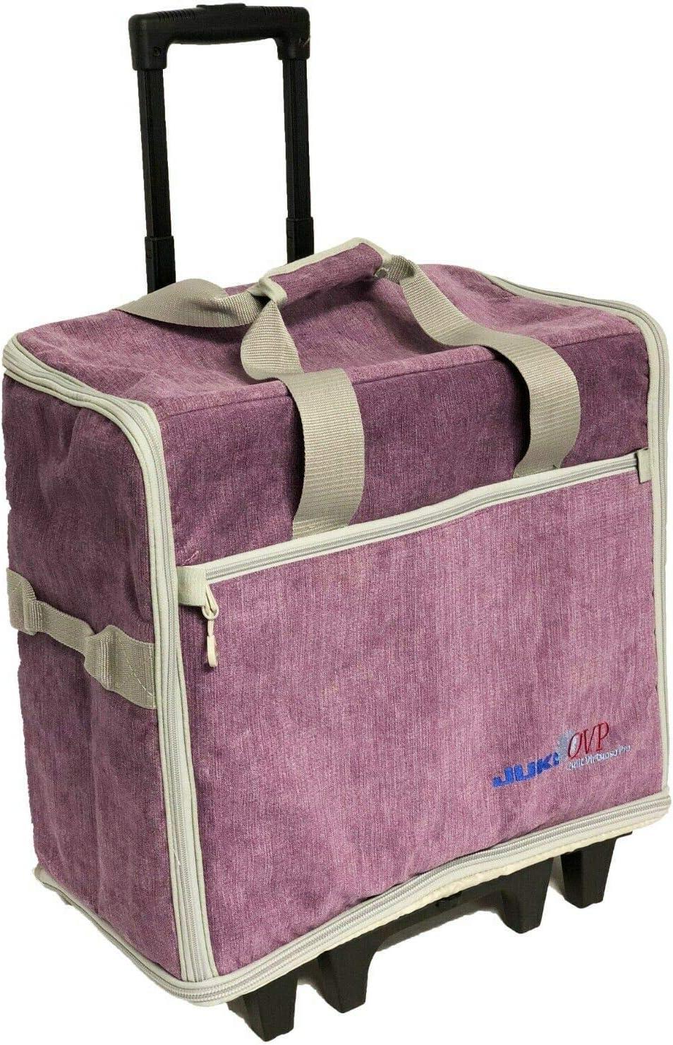 Juki QVP Sewing Machine Tote Travel Trolley Bag 19-Inch