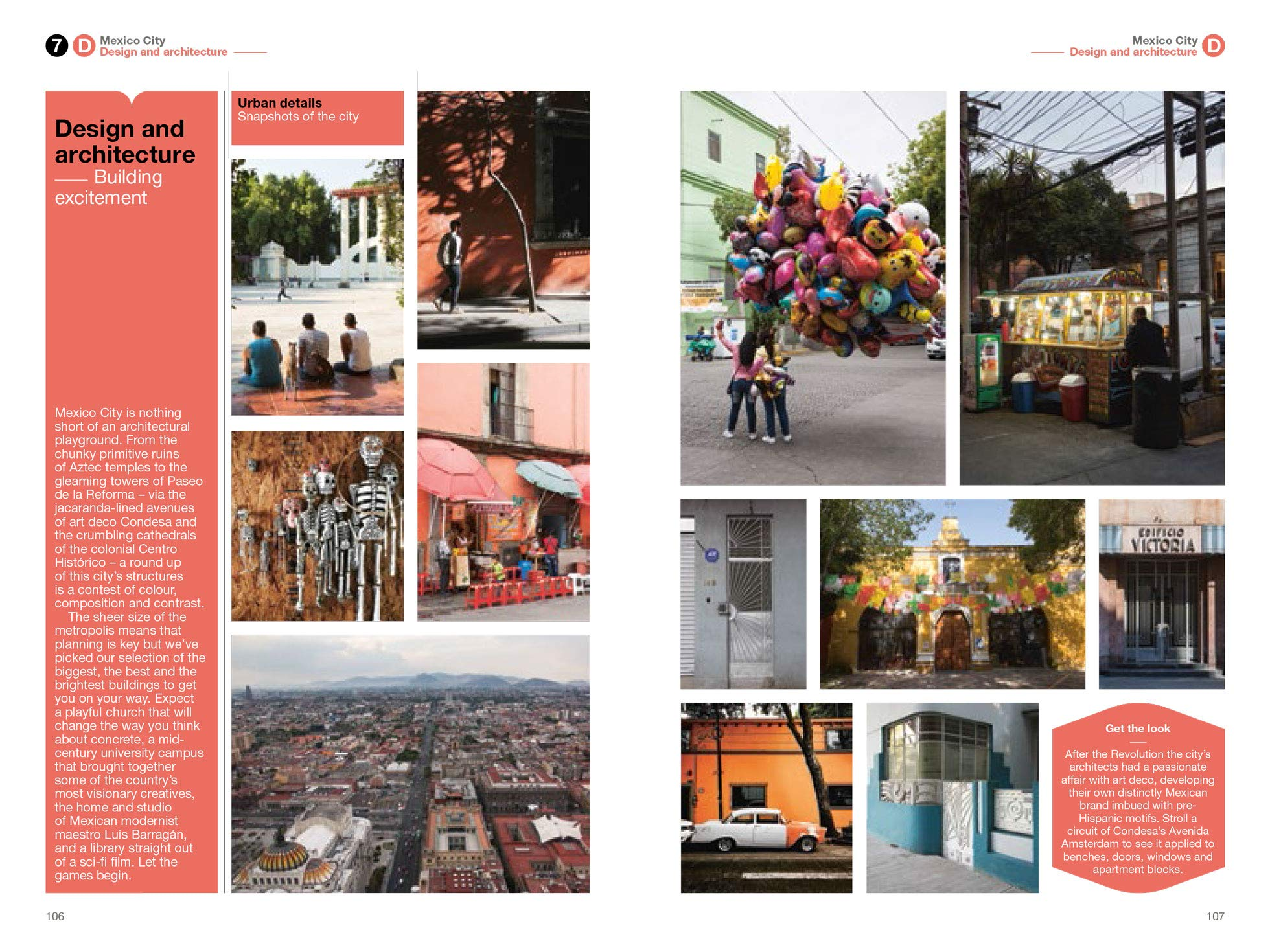 The Monocle Travel Guide to Mexico City: The Monocle Travel Guide Series:  Monocle: 9783899559491: Amazon.com: Books